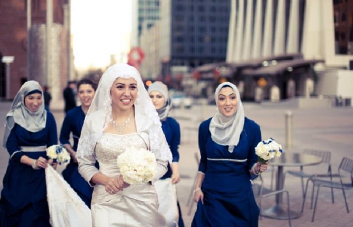 Арабская свадьба : описание, традиции, обычаи и особенности 66